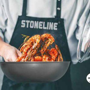 STONELINE® Woks & Pans